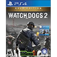 Watch Dogs 2 Gold Edition for PlayStation 4 by Ubisoft
