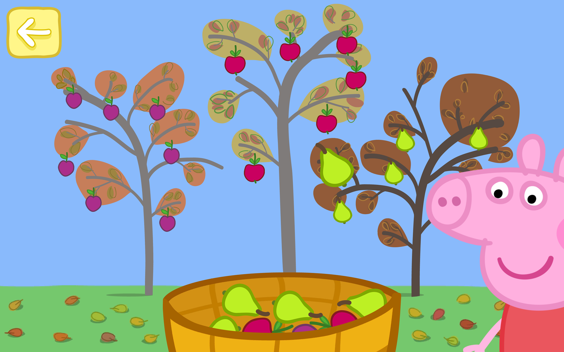 Amazon.com: Peppa Pig: Seasons - Autumn and Winter: Appstore for