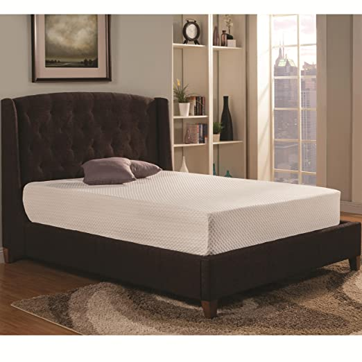 Mattress and Foundation (Twin - 80 in. L x 39 in. W x 11 in. H)