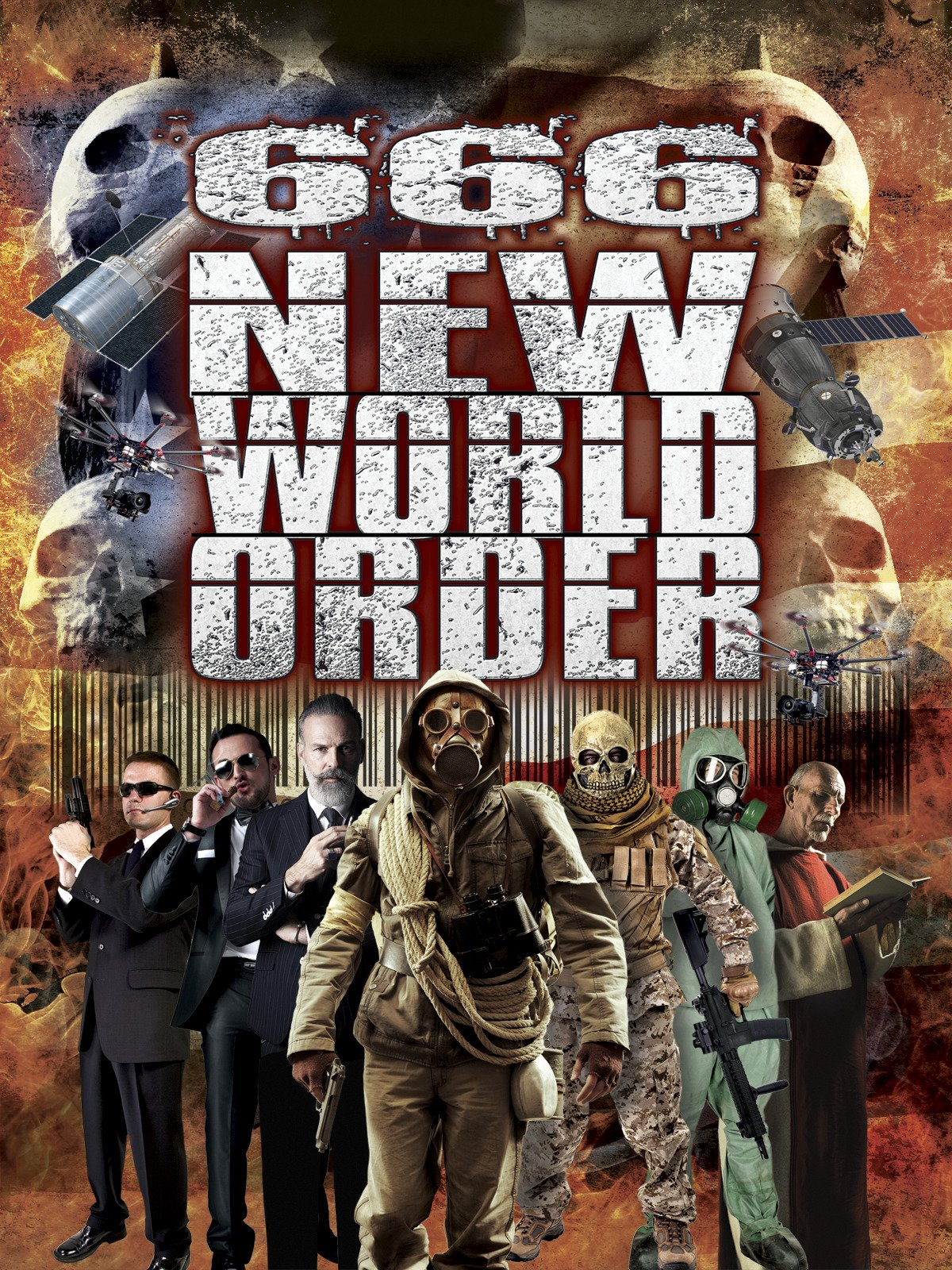 666: New World Order on Amazon Prime Video UK