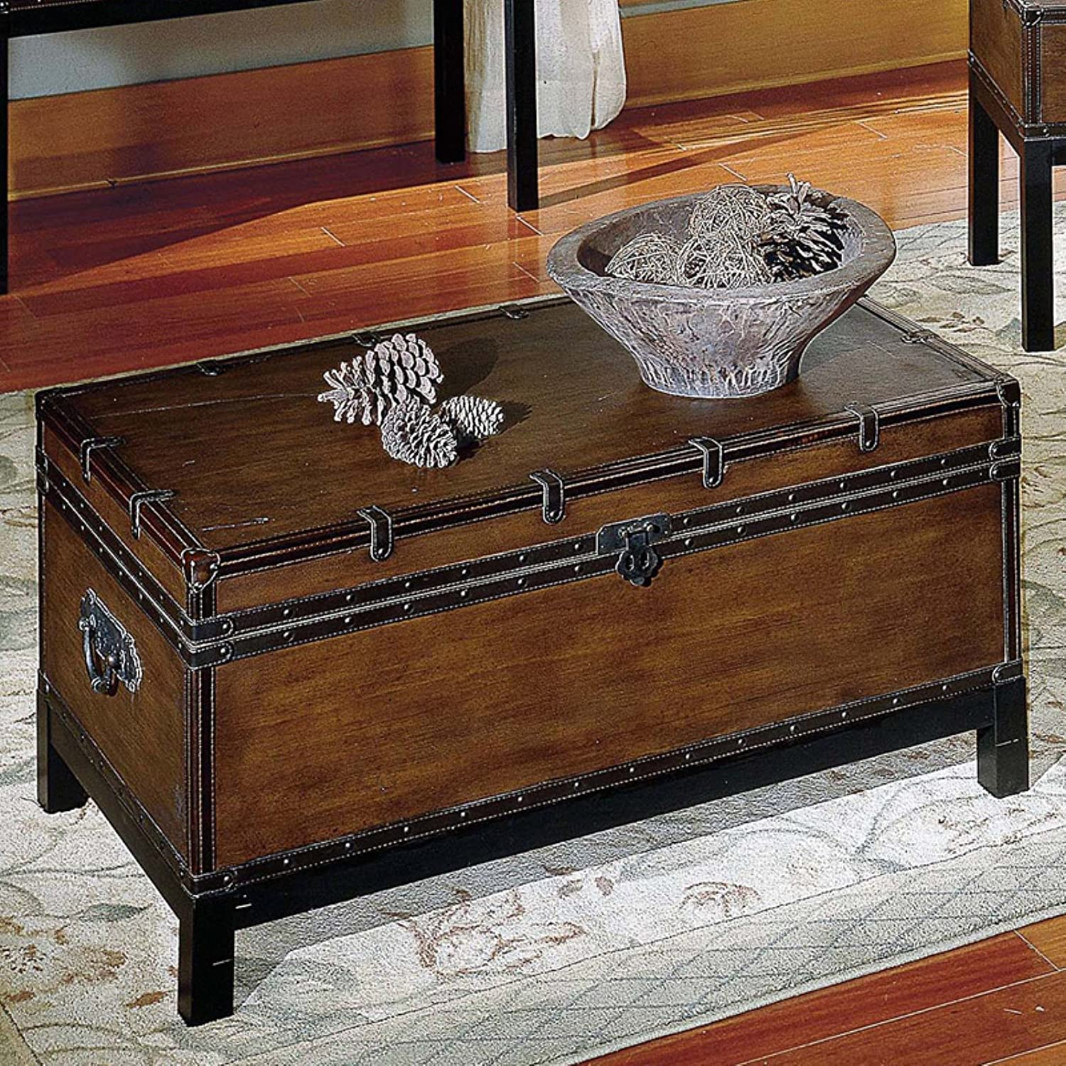 Trunk Coffee Table With Storage: Home Decor And Furniture Deals