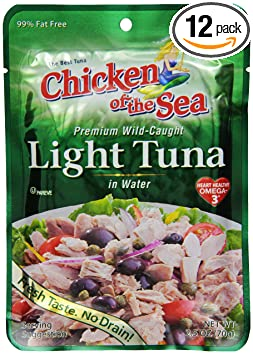 Tuna in a Pouch