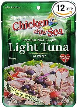 Tuna in a Pouch