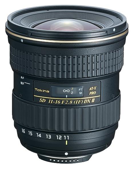 Tokina 11 - 16 mm / F 2,8 AT-X PRO DX II Objectifs 11 mm