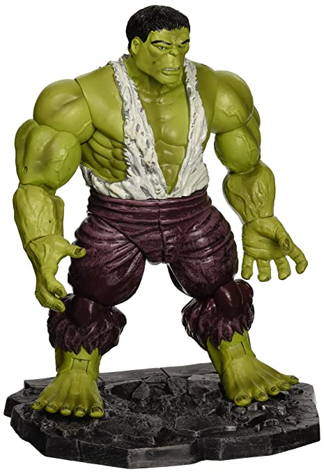 Marvel Select Hulk Savage - figurine 17 cm