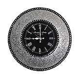 DecorShore Decorative Mosaic Wall Clock, 22.5