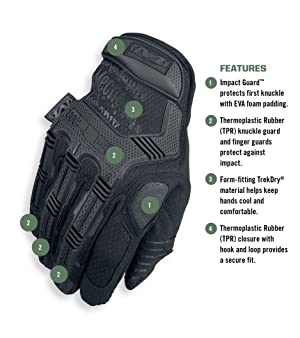 Mechanix Wear Tactical M-Pact Covert
