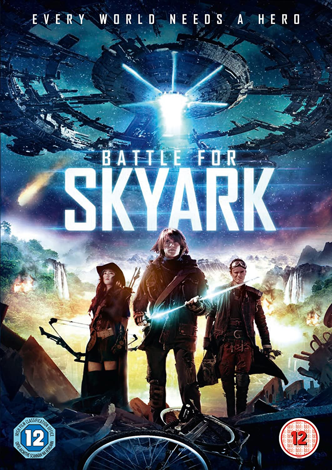 Battle for Skyark affiche