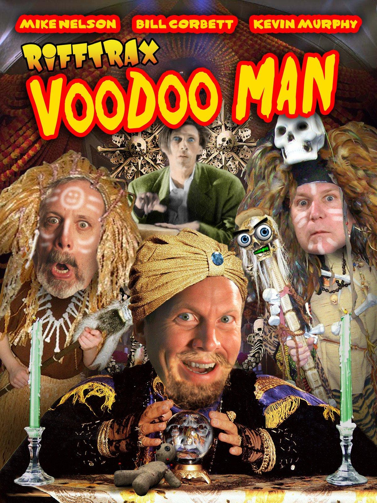 RiffTrax: Voodoo Man