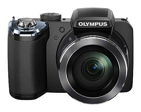 Olympus SP-820UZ Appareil Photo Numérique 15,3 Mpix Zoom Optique 40 x Noir