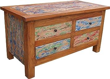 Kommode, Schubladenschrank, Sideboard aus Recyclingholz / Kommoden & Fernsehtische