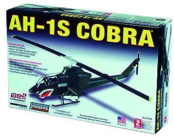 Maquette hélicoptère : AH-1S Cobra