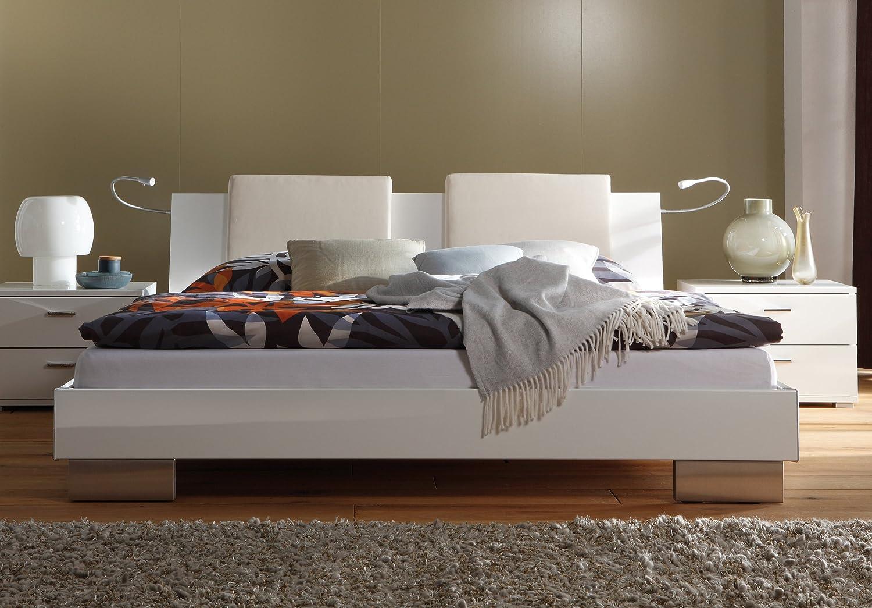 Stilbetten Bett Metallbetten Designerbett Vanessa Schwarz 140×200 cm günstig online kaufen