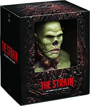 The Strain: Season 1 (3 Discs) on Blu-ray