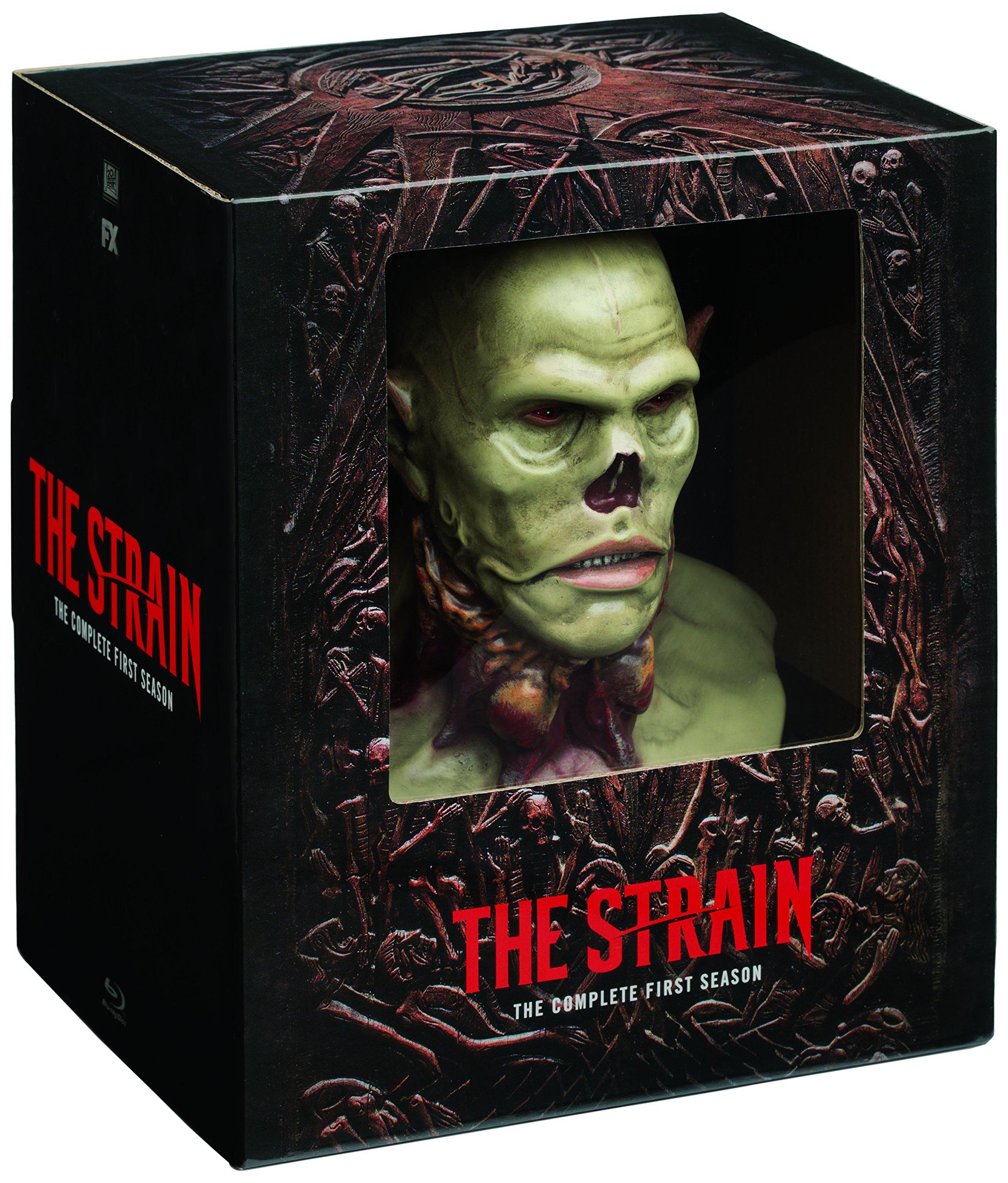 The Strain Tv Series