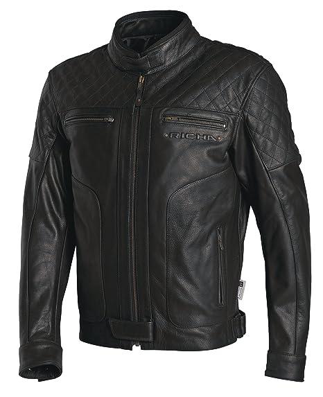 RICHA veste mEMPHIS zwart, taille 50