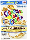 Cinnamon Toast Crunch Cereal, 16.2-Ounce Boxes (Pack of 5)