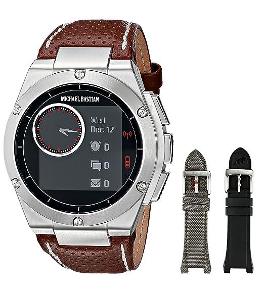 $60 Off Michael Bastian Swiss Smartwatch