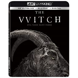 The Witch [4K Ultra HD + Blu-ray]