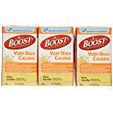 Boost® VHC -Very High Calorie, Vanilla 237 mL (8 fl oz), 27/case