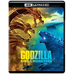 Godzilla: King of the Monsters [4K Ultra HD + Blu-ray]