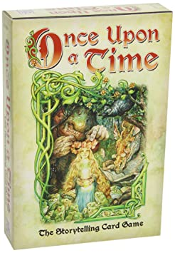 Atlas Games - 330087 - Jeu De Cartes - Once Upon A Time - 3rd