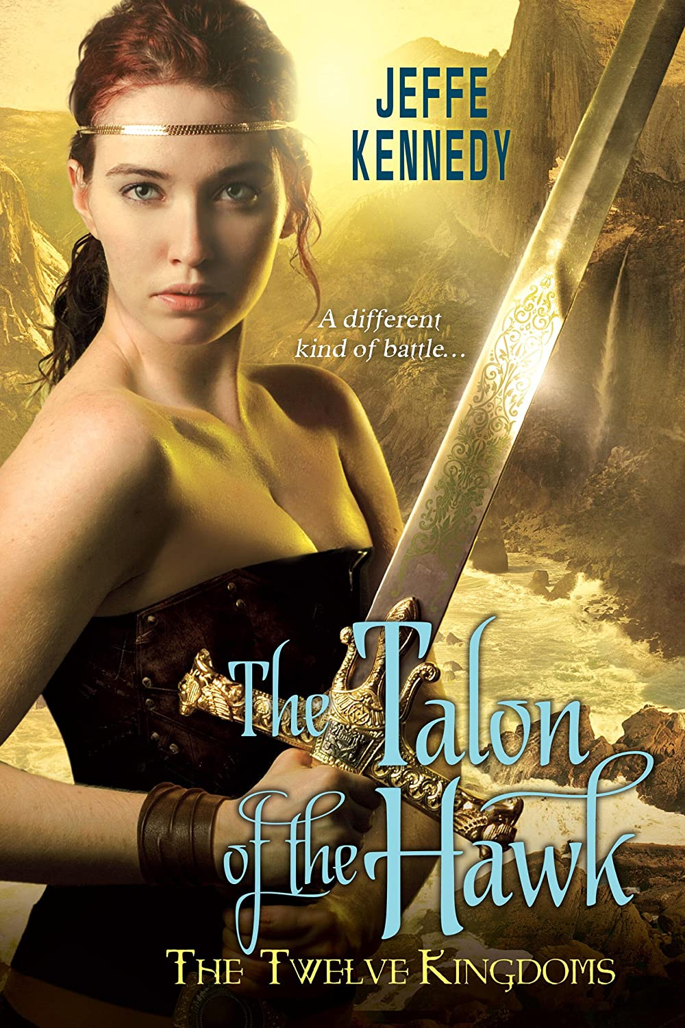 The Talon of the Hawk – Jeffe Kennedy – 5 stars