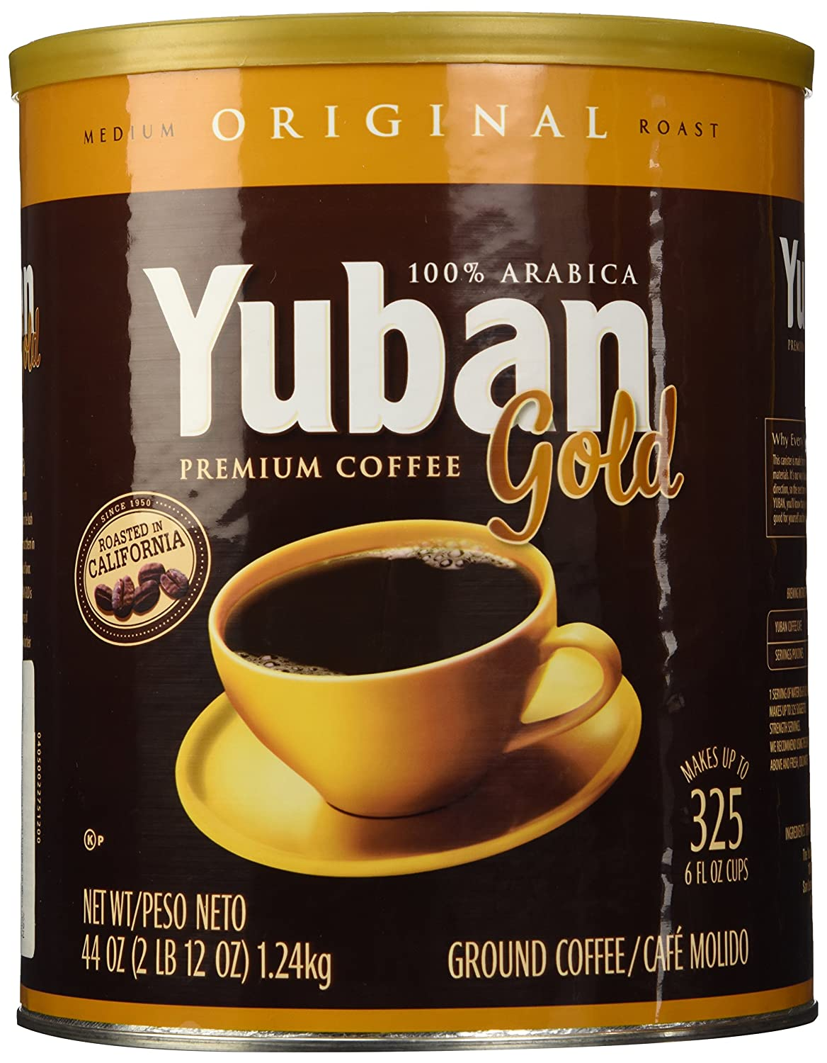 Yuban Original Medium Roast Premium Ground Coffee