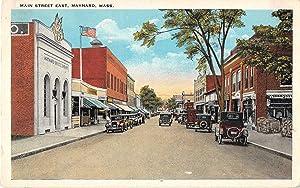 Maynard, Massachusetts