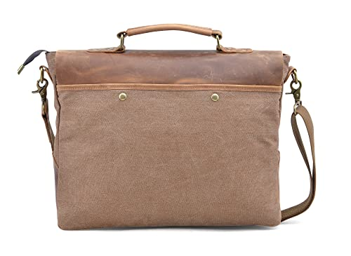 Gootium 21108 Canvas Messenger Bag