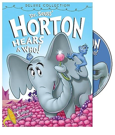 Dr. Seuss' Horton Hears a Who! (Deluxe Collection)