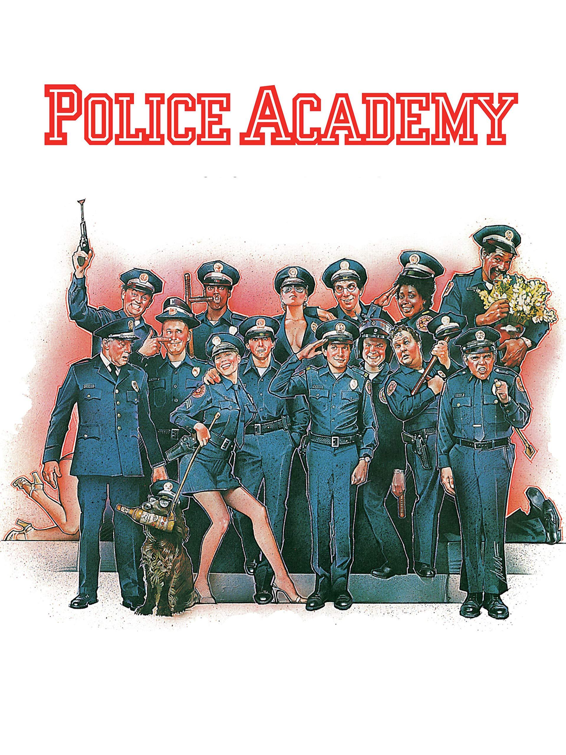 Police Academy on Amazon Prime Video UK