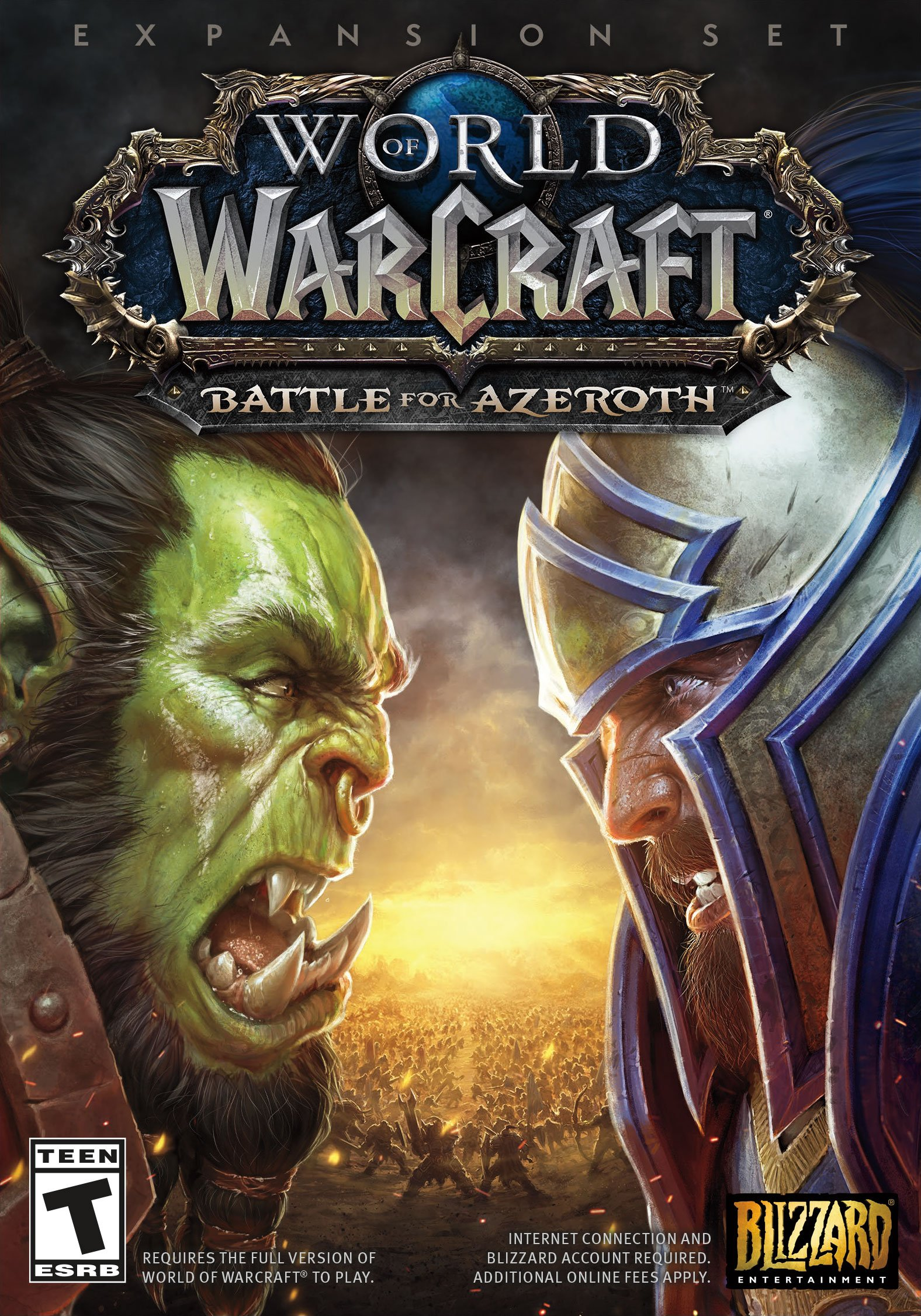 Buy Battle For Azeroth Now!