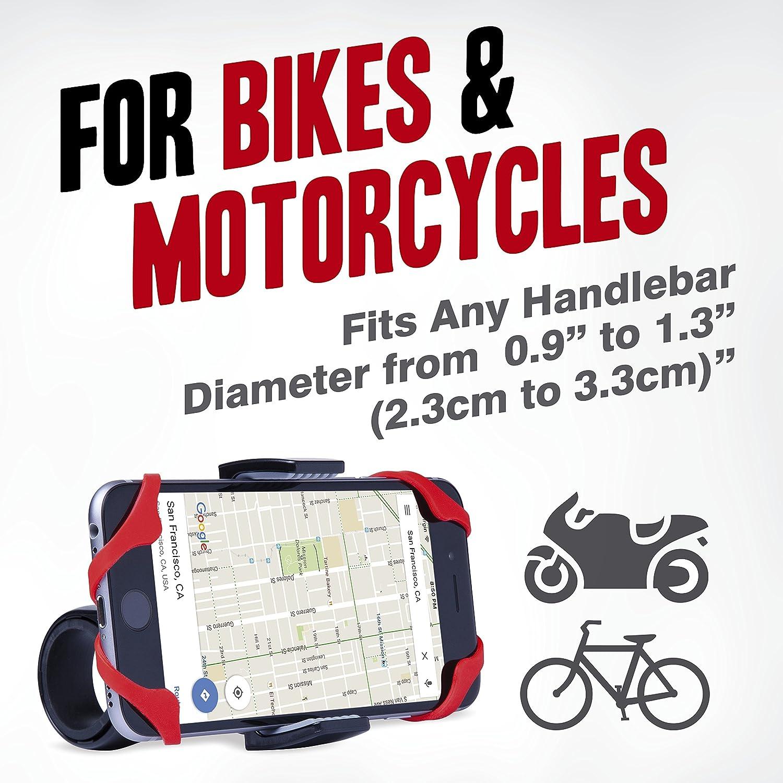 smartphone bicycle mount