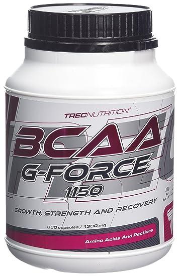 Trec Nutrition BCAA G-Force 1150 - 360 Kapseln