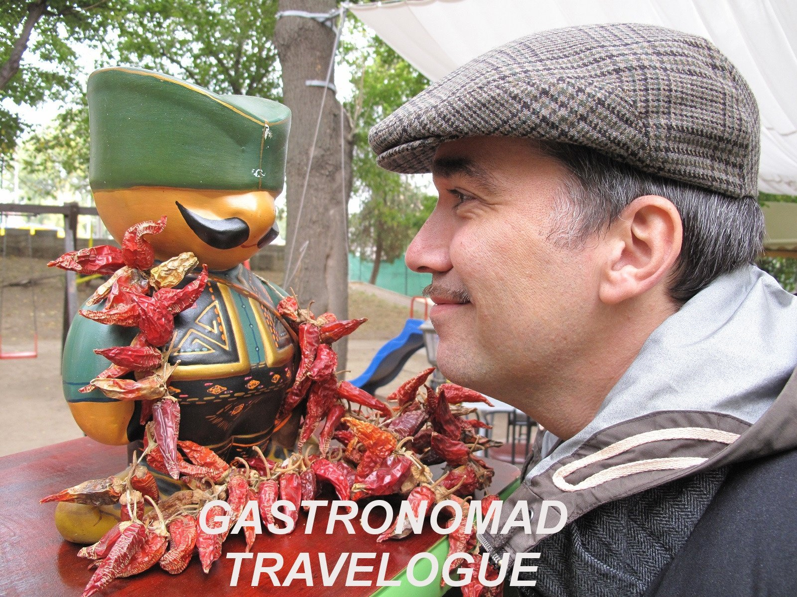 Gastronomad Travelogue on Amazon Prime Video UK