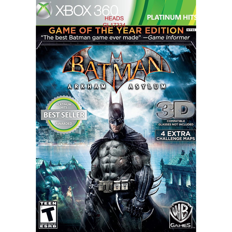 Batman Arkham Asylum (Game of the Year Edition) Batman