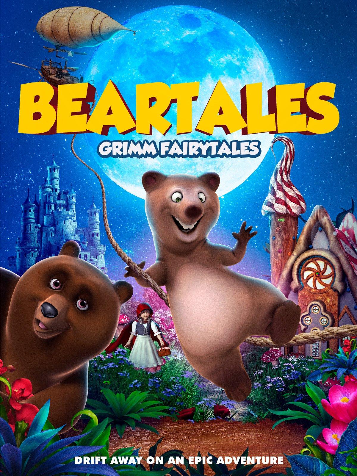 Beartales: Grimm Fairytales