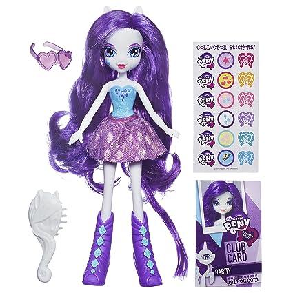 My Little Pony Equestria Girls - Rarity Doll