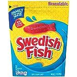 Swedfish Fish Candy (Original, 1.9-Pound Bulk Bag)