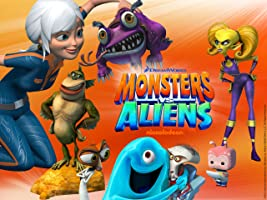 Monsters vs. Aliens Season 1 [HD]