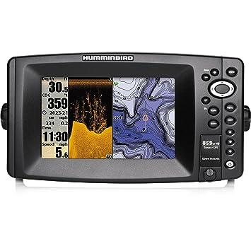 HUMMINBIRD 4091401 859ci HD DI Combo Fish Finder