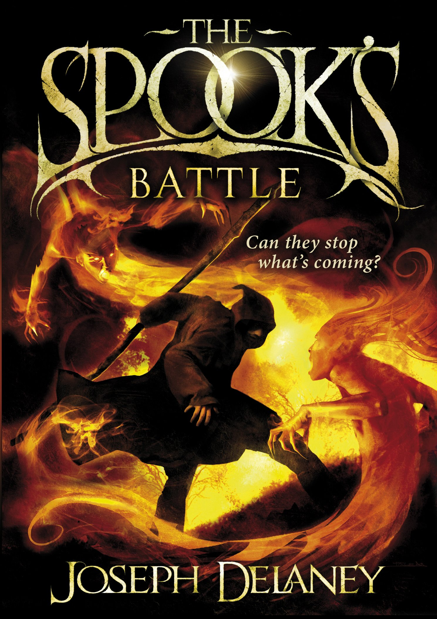 Buy The Spook's Battle: Book 4 (the Wardstone Chronicles) Book Online At  Low Prices In India  The Spook's Battle: Book 4 (the Wardstone Chronicles)  Reviews