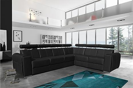 Ecksofa Couch Vilmar 3A2 ohne Schlaffunktion Eckcouch Sofa Wohnlandschaft 13