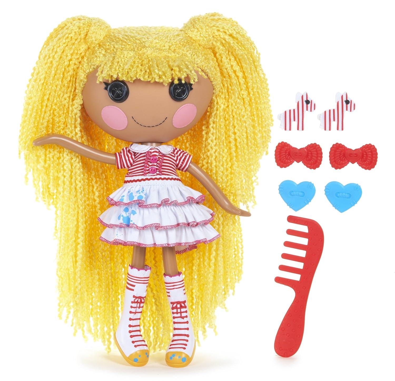 Lalaloopsy Loopy Hair Doll - Spot Splatter Splash