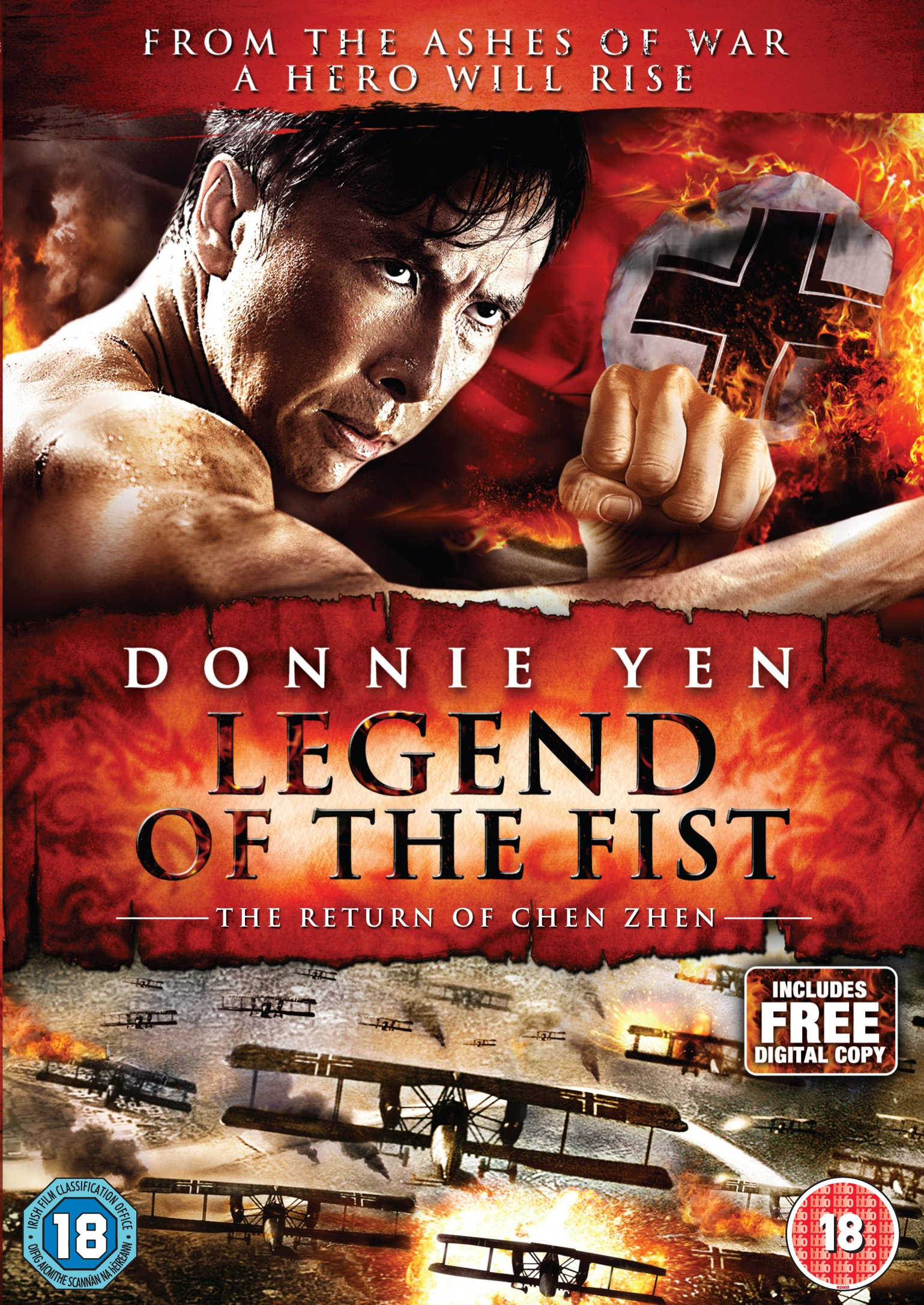 Legend of the fist chen zhen