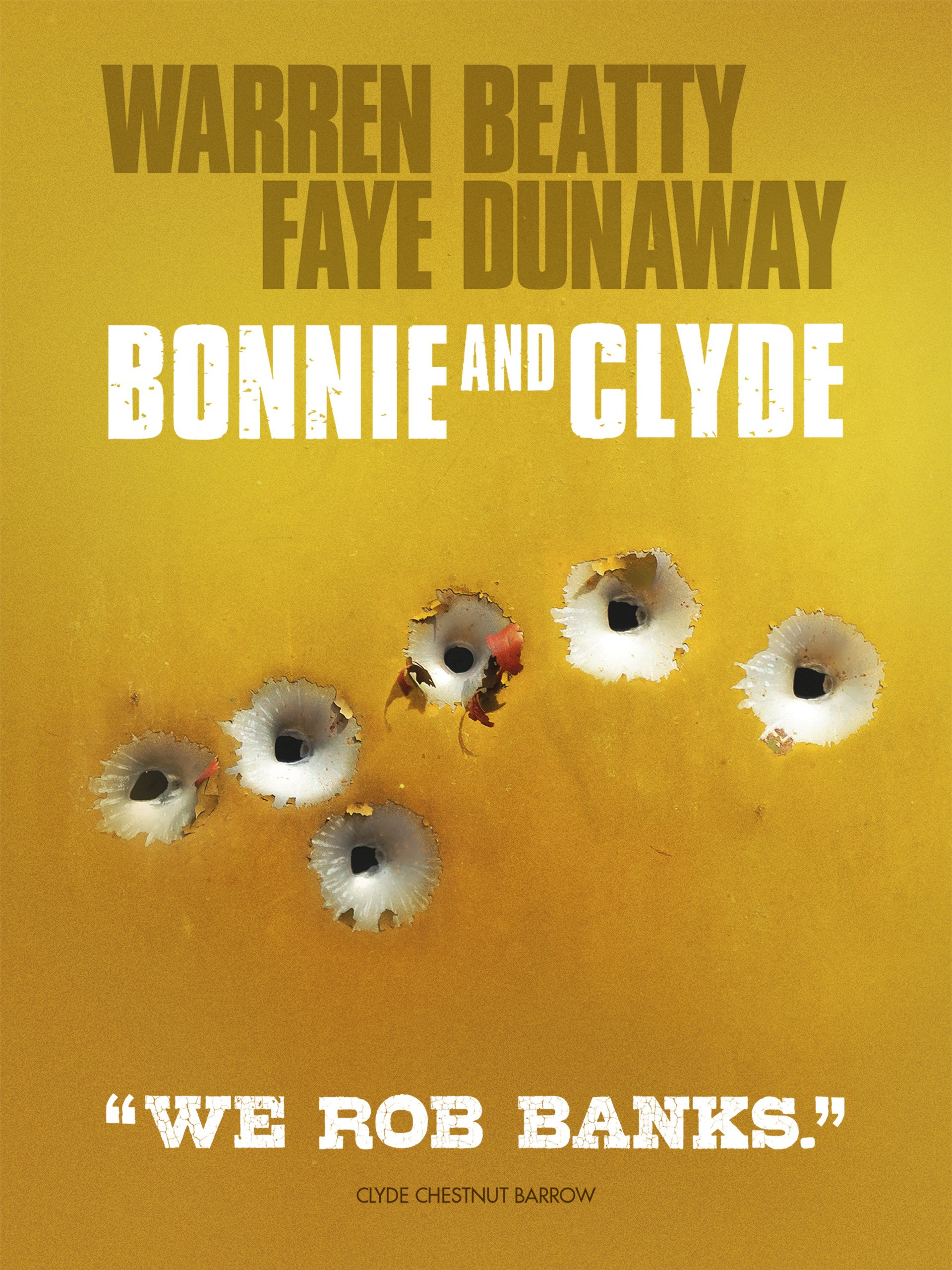 Bonnie and Clyde on Amazon Prime Instant Video UK