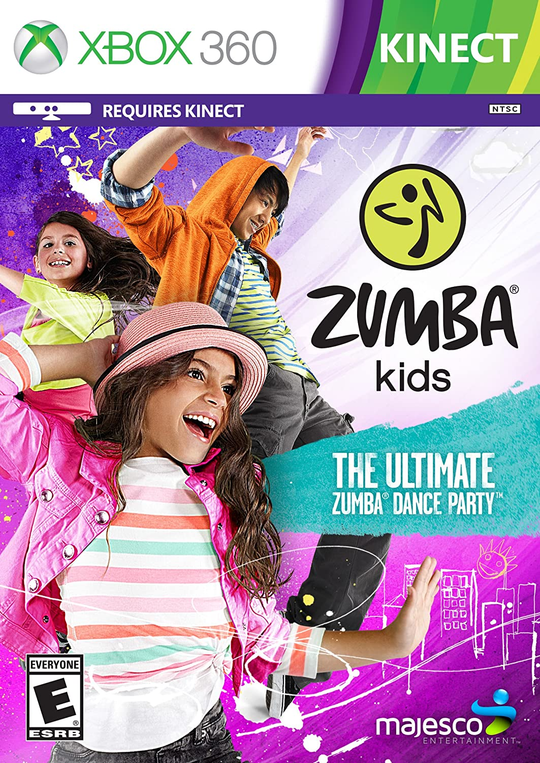 http://www.amazon.com/Zumba-Kids-Wii-Nintendo/dp/B00E8RVP0U/ref=sr_1_1?ie=UTF8&qid=1386861160&sr=8-1&keywords=zumba+kids