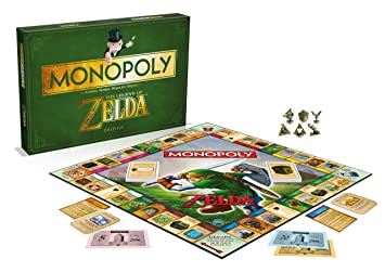 Winning Moves - 0967 - Monopoly Zelda - Version Française