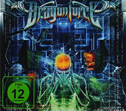 Dragonforce - Maximum Overload (Deluxe Edition)
